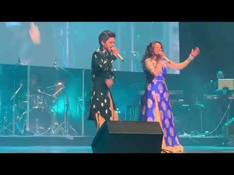 Salman Ali and Renu Canada show- Mere rakshe qhamar