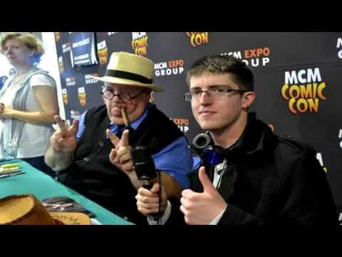 The Andrew Adams  Comic Con Special Ian Mcneice