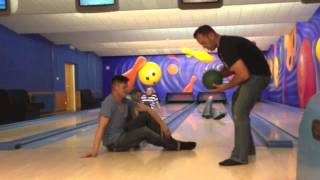 Bowling-shake (harlemshake)