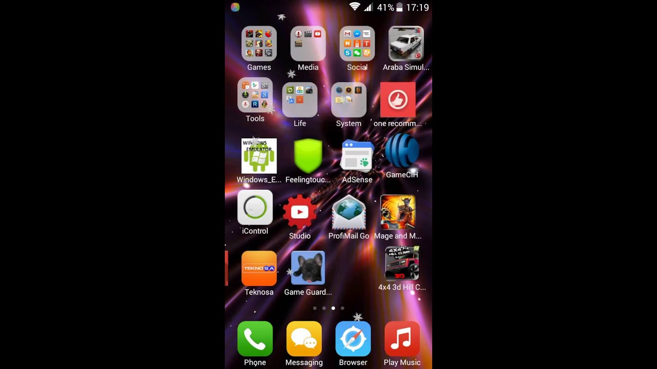 iOS 8 Launcher HD Retina Theme Free For Android