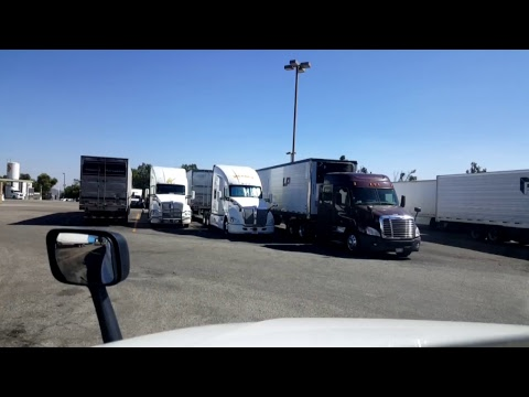 BigRigTravels LIVE! Interstate 15 Southbound Mojave Desert, California