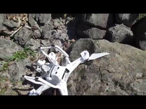 DJI Phantom 3 Pro Drone Under Water Crash How I Dried it Out and Flew Same Day