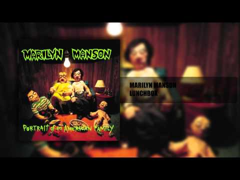 Marilyn Manson  Lunchbox  Portrait of an American Family 313 HQ