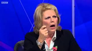 Question Time - Anna Soubry To Nigel Farage