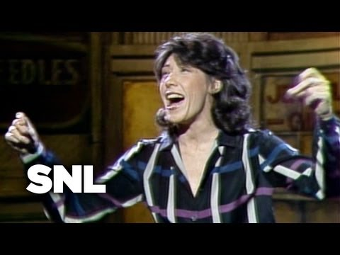 Lily Tomlin Monologue - Saturday Night Live