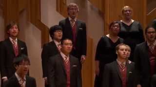 "USC Thornton Chamber Singers: ""I Love You / What a Wonderful World"" (arr. Craig Hella Johnson)"