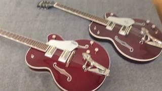 Gretsch G6119T vs Gretsch G6119-1962 Chet Atkins