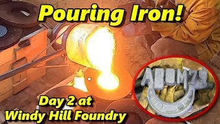 Windy Hill Foundry Day 2