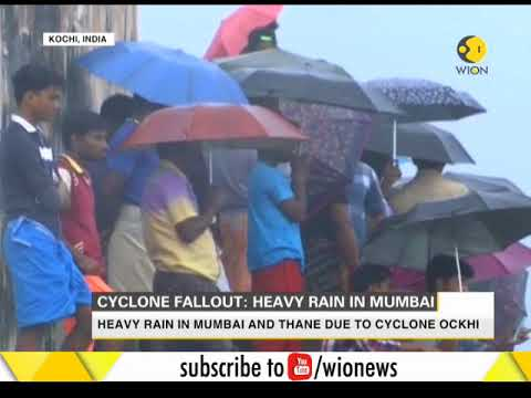 India News: Cyclone fallout- Heavy rain in Mumbai