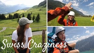 CONQUERING FEARS IN SWITZERLAND | Europe Vlog 3