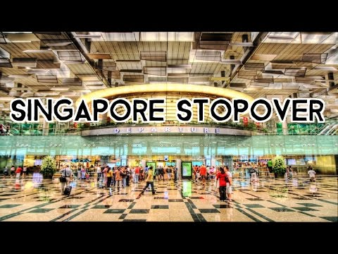 SINGAPORE STOPOVER! | LOST IN INDIA #2