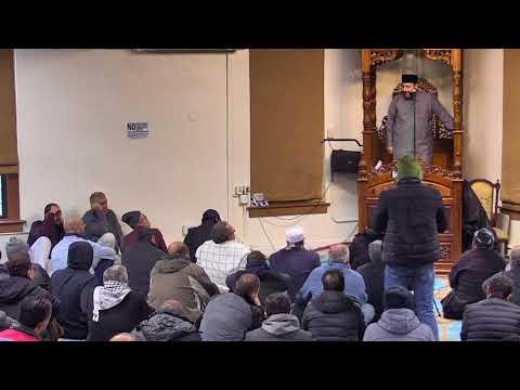 شيخ محمد موسى حقائق عن فلسطين 12/15/2017