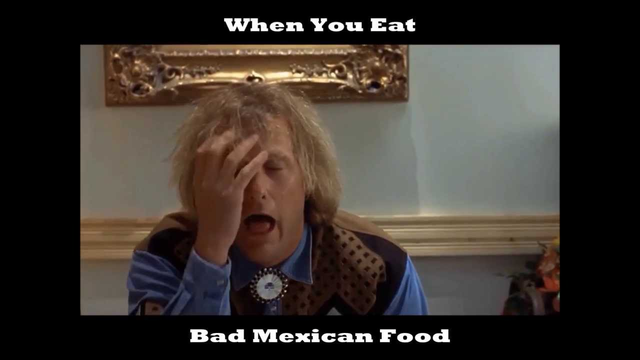 Mexican Food And Diarrhea