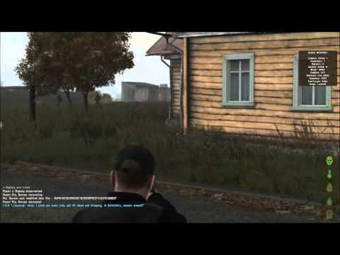 DayZ Arma 2 Zombie Mod  - Part 1 - How Not To Survive A Zombie Apocalypse