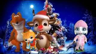 Zoobe Зайка Поздравление с Новым Годом для детей! 2019!!!!