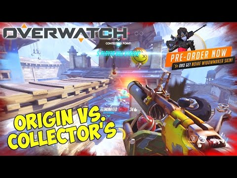 Overwatch - Origins vs Collector's vs Standard Edition - WHAT SHOULD YOU BUY!