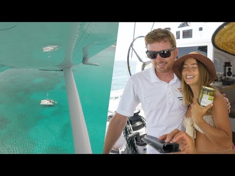 BAHAMAS Flight VLOG! - Special Delivery to Sailing La Vagabonde