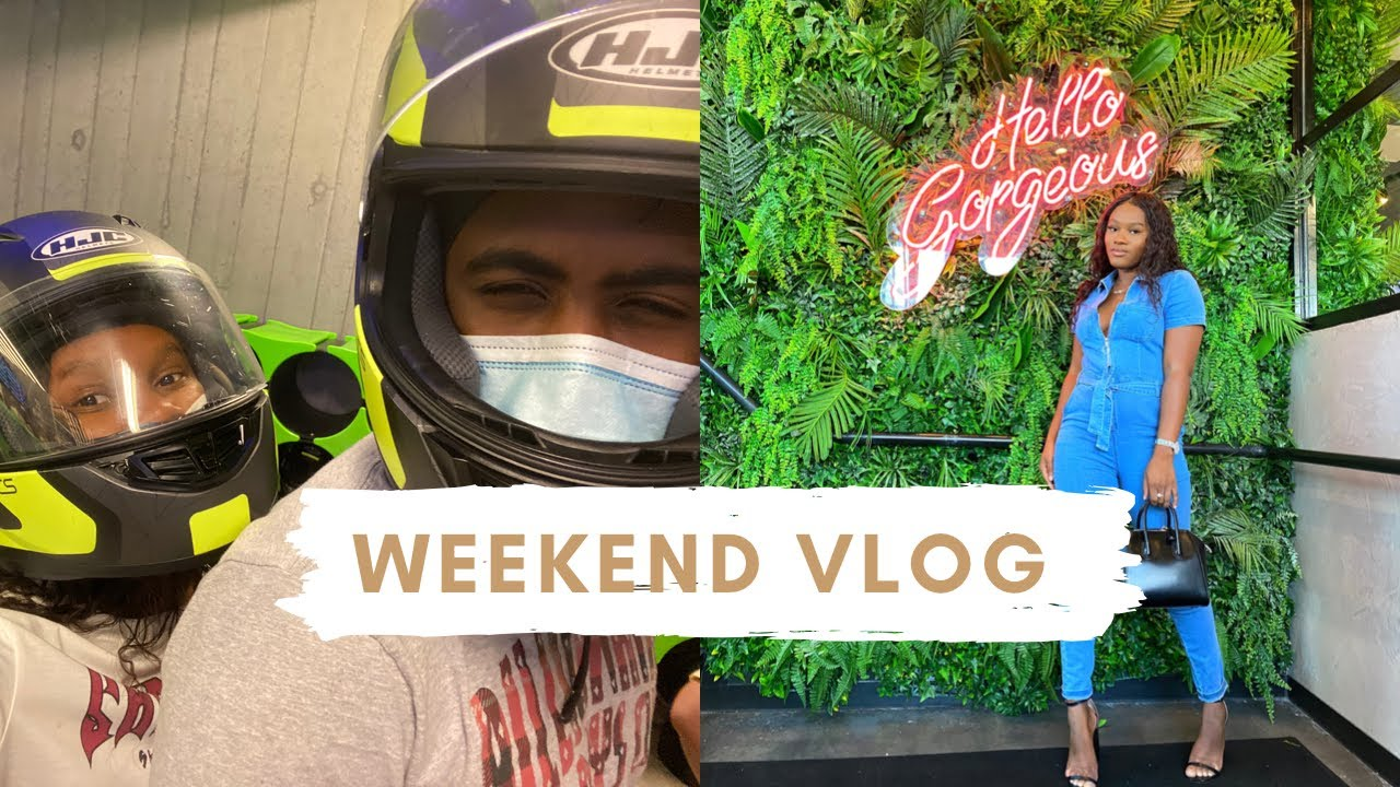 VLOG | HIKING, GO CARTS, BRUNCH