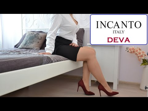 AMAZING STOCKINGS INCANTO DEVA