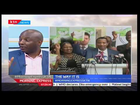 Why IEBC officials are carrying out tender processes almost a year to election