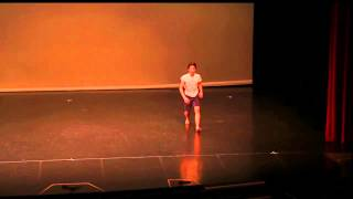 YUVAL JARUS HAKAK- Synergy Dance Competition 2014