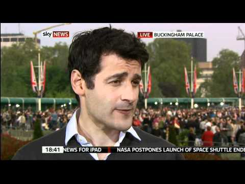 Lawrence Bernstein From GreatSpeechWriting.co.uk On Sky News