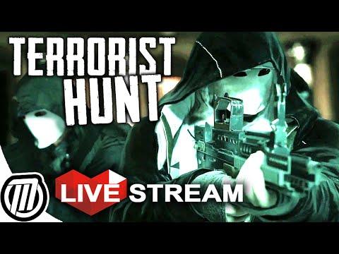 Rainbow Six Siege Multiplayer: TERRORIST HUNT Gameplay | Live Stream