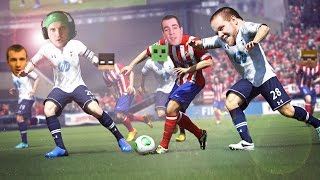 SOCCER With The Crew! (FIFA 15 Gameplay)