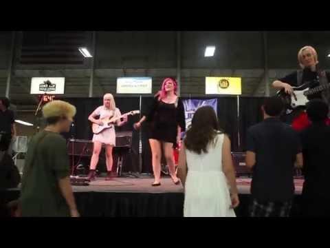 Spirit of Radio - Rush cover Sandy Utah School of Rock Showband