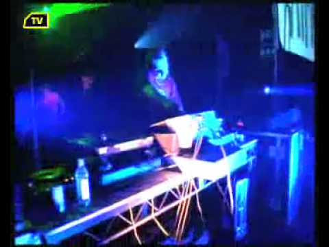 Technical Itch and MC GQ @ Renegade Hardware, November 29, 2003, Drum and Bass Arena