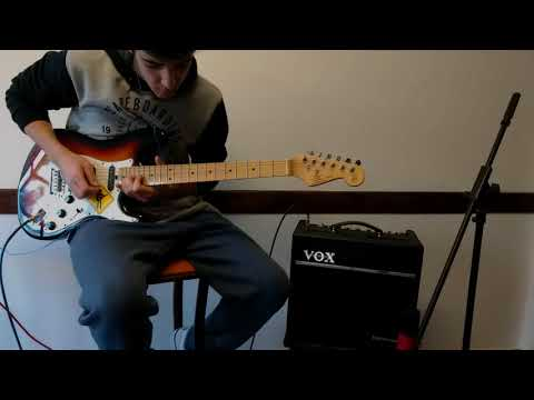 Ataxia - The Sides (Guitar Cover)