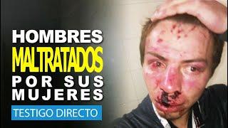 Hombres golpeados y maltratados: un fenómeno camuflado - Testigo Directo HD