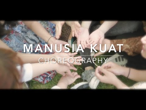 TULUS - MANUSIA KUAT (Choreography)