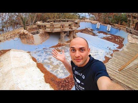 ЗАБРОШЕННЫЙ ОТЕЛЬ в ШАРМ-ЕЛЬ-ШЕЙХ! Дождь в Египте. Лучший отдых в All Inclusive, Sheraton