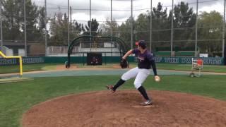Trevor Ernt- LHP/OF - Class of 2019 - Beckman High School - Irvine, CA - Beckman Baseball