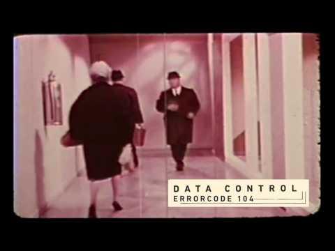 Data Control - Errorcode 104