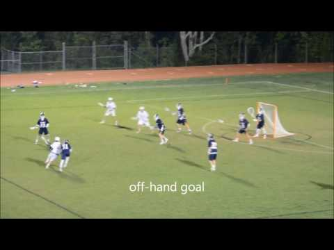 Anthony Munoz (c/o 2018 Midfielder) 2017 Spring Lacrosse Highlights