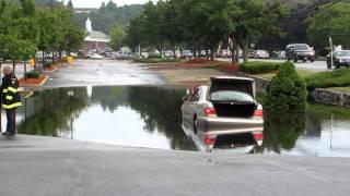Flash Flood Aftermath in Swampscott Massachusetts