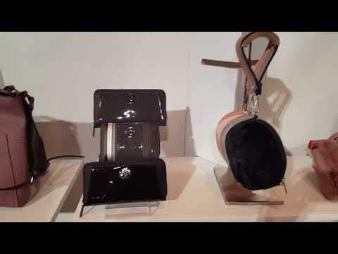 Marina Galanti Fall 2017 Video From AccessoriesTheShow