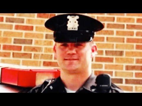 White Cop Facing Racism?