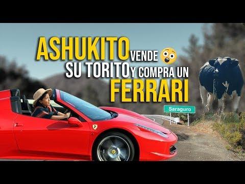 AshukitO vende el TORO de María para comprarse la FERRARI 2020 from YouTube · Duration:  11 minutes 27 seconds
