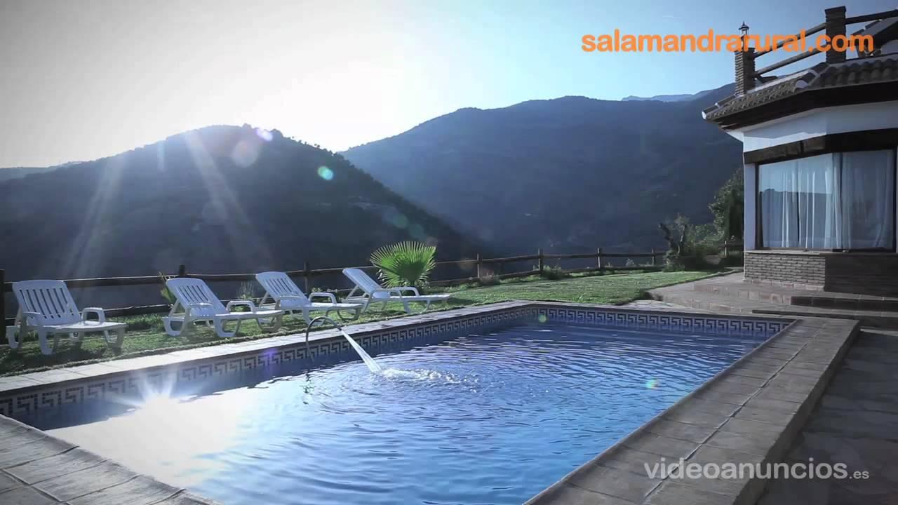 Casas rurales en competa malaga casas con piscinas for Casas rurales alicante con piscina