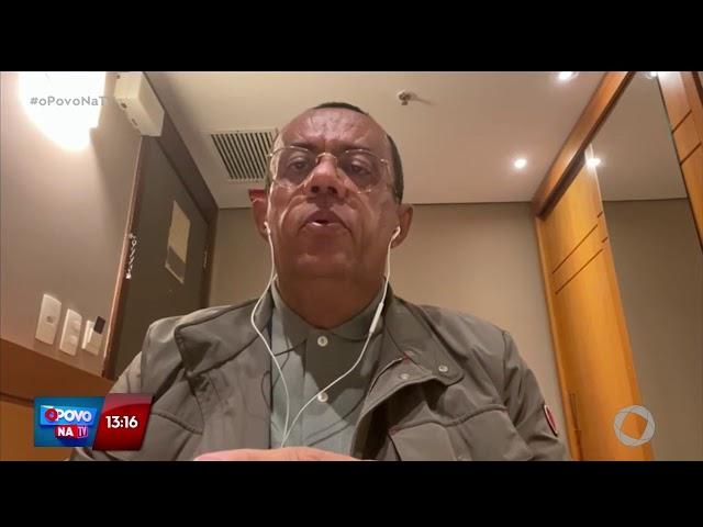 O Povo na TV - Três pacientes que vieram de Manaus estão na UTI do HU de João Pessoa