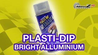 Plasti-dip Bright Alluminium - Mini-z Channel - 498 (w/subtitles)