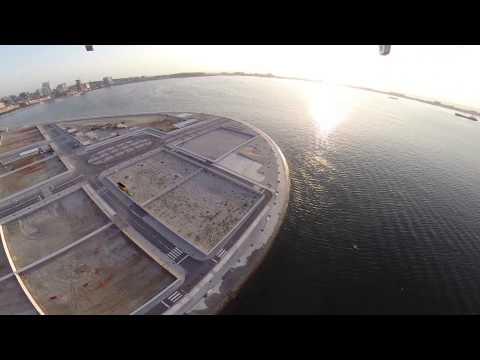 Baía de Luanda - Novo Centro Financeiro de Luanda - Maio 2014