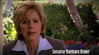Barbara Boxer Jobs Plan