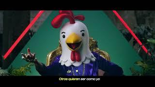 Mi Amigo El Pollo - Bajo mis alas [Video Oficial]