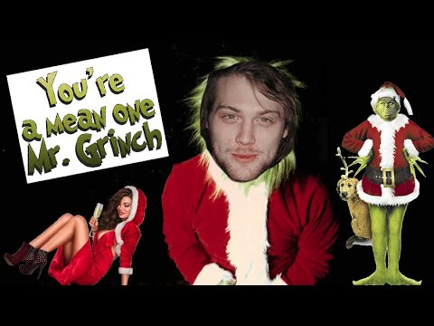 """""""You're a Mean One, Mr Grinch"""" ~ Danny Worsnop x Jared Dines"""