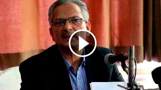 "Resignation BY ""Baburam Bhattarai"" To Unified Communist Party Nepal (Maoist) 