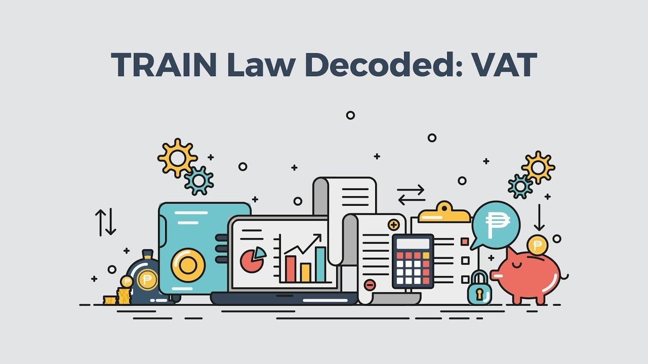 Vat On Train Tickets >> Train Law Decoded Vat